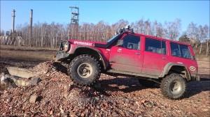Wyprawy samochodami 4x4 na Śląsku